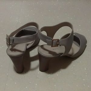 Talbots Shoes - Talbots leather sandals
